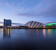 Live property market data for Glasgow - house prices, price per square foot and rental yields