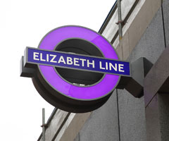 Live property market data for Elizabeth Line - house prices, price per square foot and rental yields