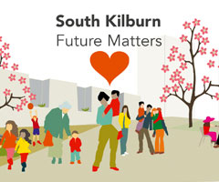 Live property market data for South Kilburn - house prices, price per square foot and rental yields